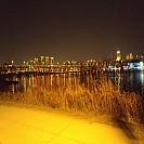 저녁 마실! 동대문 거래처~청계천~한강~마포대교~한강~청계천