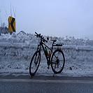 [74번째 여행 3편][높은 설산에 안기다] 자전거, 설산의 설경이 되다~