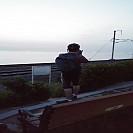 [72번째 여행 1편][높은산에 오르다][1일차] 새벽 동해바다, 상처난 고갯길을 오르다, 정선에 도깨비 도로가 있다?