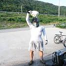 2009-06-27] 서울->속초 당일 / 샌들+짐받이+트렁크백+타이어 2.1 달고 개고생 라이딩