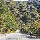 [78번째 여행 2편 / 홍천 내면 단풍구경 / 1일차] 미산계곡을 12년만에 달리니 감회가 새롭다.
